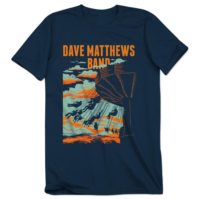 Dave Matthews Band Under The Table And Dreaming 20th Anniversary T-Shirt