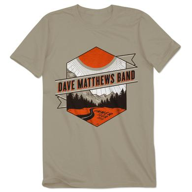 DMB 2015 Summer Tour T-shirt – EXCLUSIVE