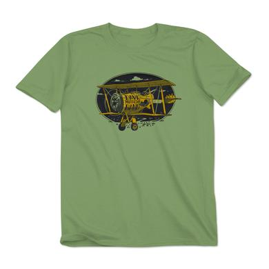 DMB Youth Plane Tee on Avacado