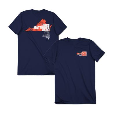 DMB JPJ 2009 Navy Youth T-Shirt