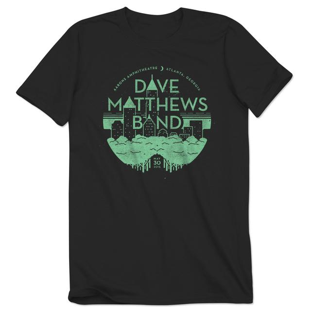DMB Event T-shirt - Atlanta, GA 5/30/2015