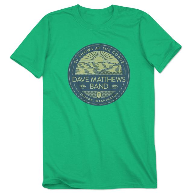 DMB Event T-shirt – George, WA 9/4-9/6/2015