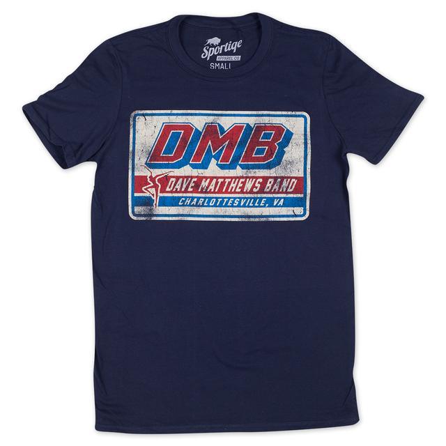 Dave Matthews Band Spotique Shirt