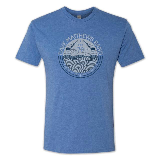 Dave Matthews San Francisco Men's Event T-Shirt