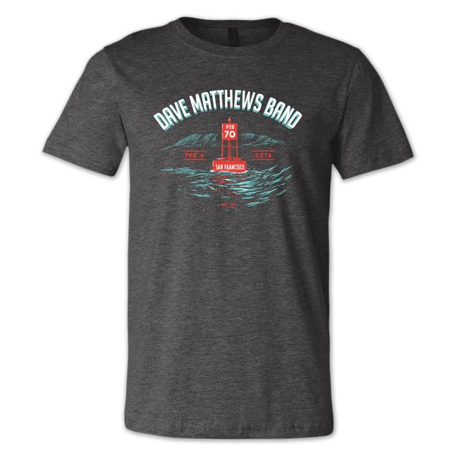 Dave Matthews San Francisco Men's Bouy T-Shirt