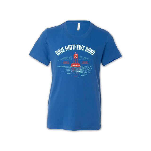 Dave Matthews Band San Francisco Kid's Event T-Shirt