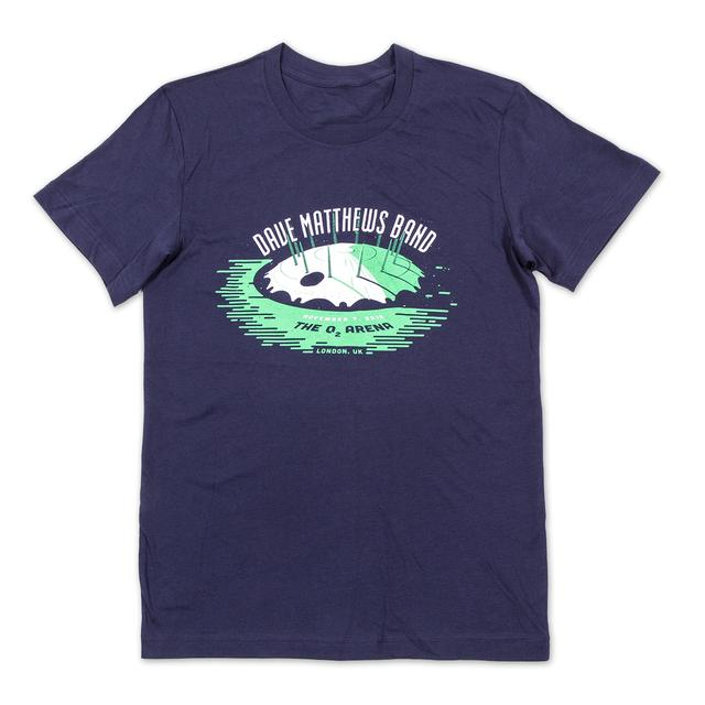 DMB 2015 London O2 Event T-shirt