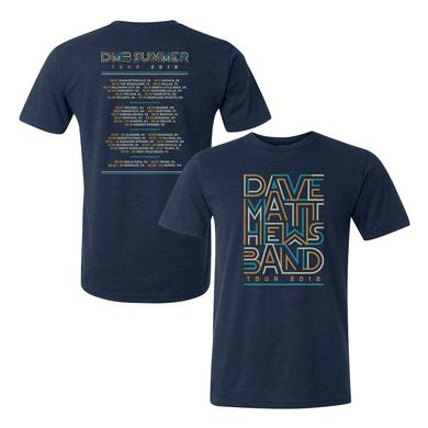 Dave Matthews Band 2016 Tour T-Shirt