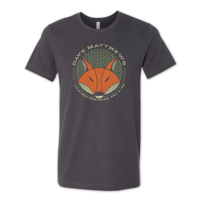 Dave Matthews Live At Sweet Briar College Men's T-shirt
