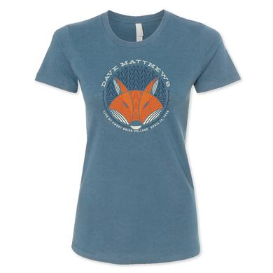 Dave Matthews Live at Sweet Briar College Women's Tee