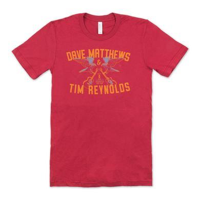 Dave Matthews Band Dave & Tim Canandaigua Event T-shirt