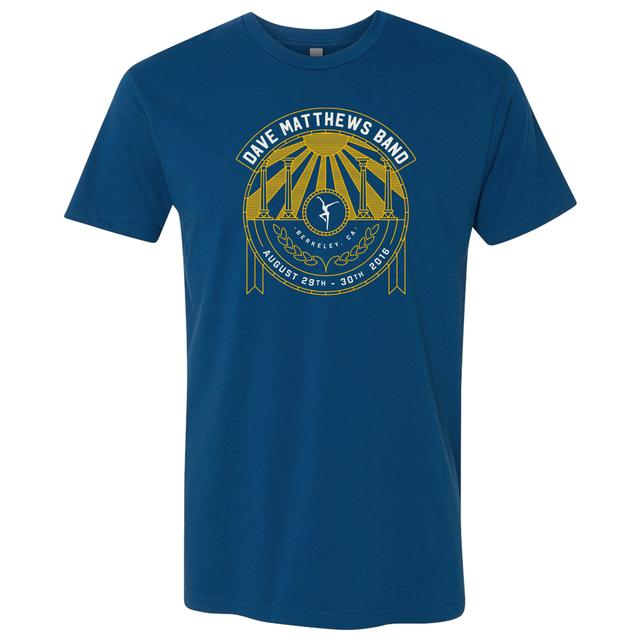 DMB Event T-shirt - Berkeley, CA