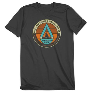 Dave Matthews & Tim Reynolds Stand with Standing Rock Event T-shirt