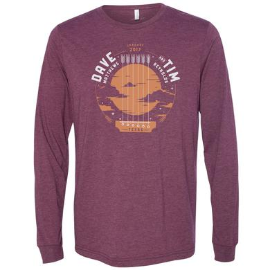 Dave Matthews Band Dave and Tim Texas Long Sleeve Tee