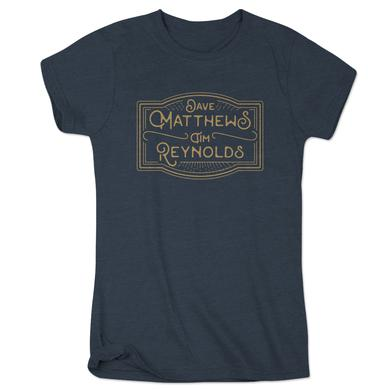 Dave Matthews Band Dave and Tim Texas Ladies' Event Tee