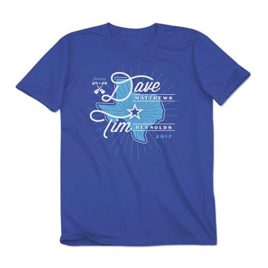 Dave Matthews Band Dave and Tim Texas Youth Tee