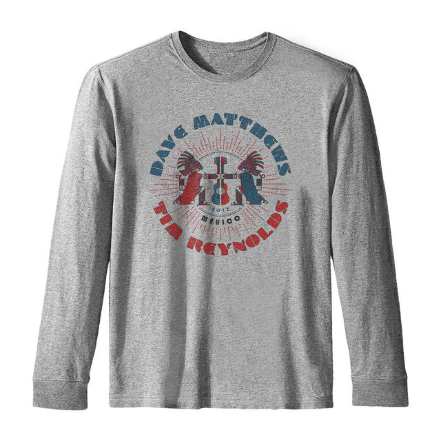 Dave Matthews Band Dave and Tim Dual Guitars Longsleeve Tee