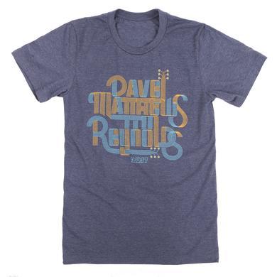Dave Matthews Band Dave & Tim Tour Tee 2017