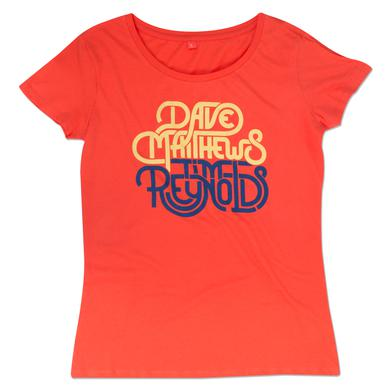 Dave Matthews Band Dave & Tim Women's Locking Text Tee
