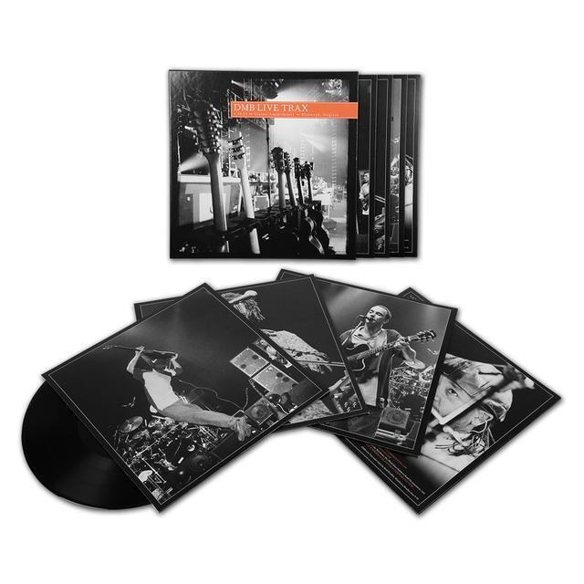 DMB Live Trax Vol. 4: Classic Amphitheatre LP (Vinyl)