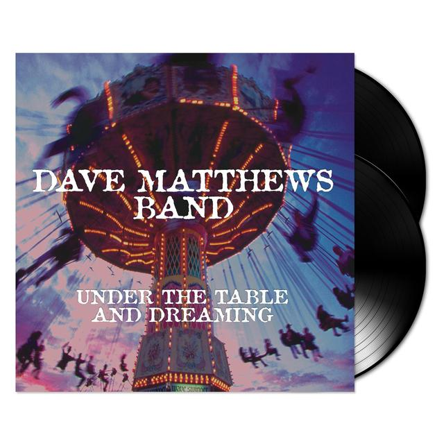 Dave Matthews Under The Table And Dreaming Deluxe Vinyl