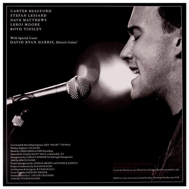 DMB Live Trax Vol. 5 Vinyl