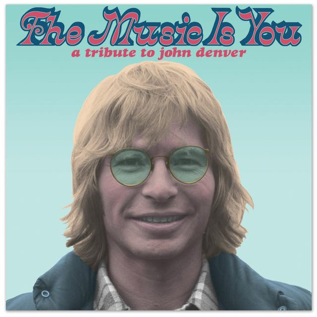 Dave Matthews Band John Denver - The Music is You: A Tribute to John Denver CD