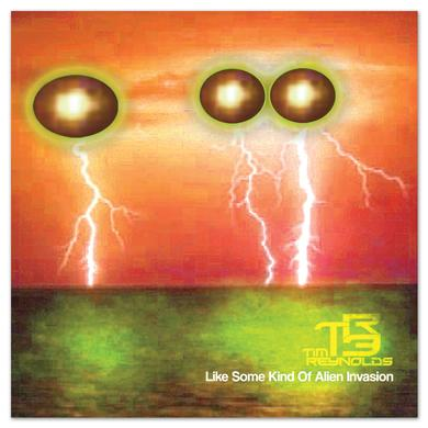 Dave Matthews TR3 feat. Tim Reynolds 'Like Some Kind of Alien Invasion' CD