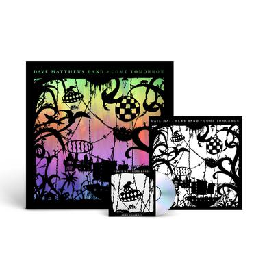 Dave Matthews Band Come Tomorrow Album + Foil Poster Bundle