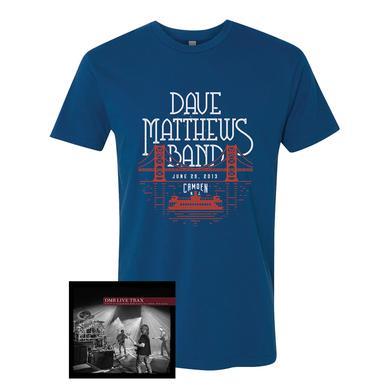 Dave Matthews Band Live Trax Vol. 45  + Men's Tee
