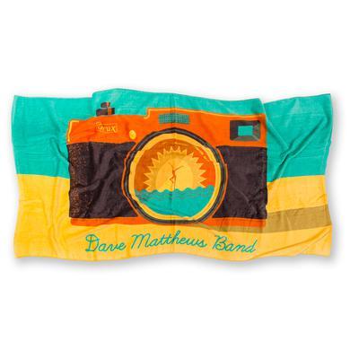 Dave Matthews Band Summer Tour 2016 Beach Towel