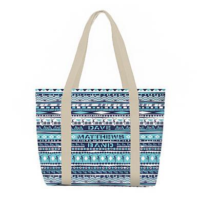 Dave Matthews Band Pattern Tote Bag