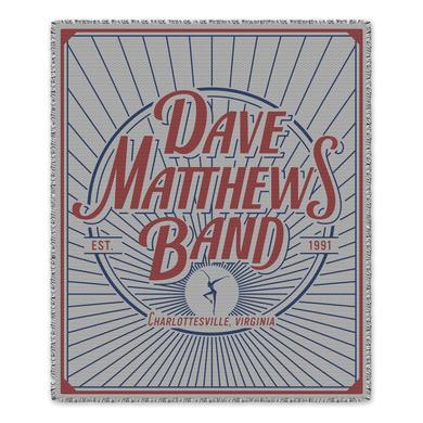 Dave Matthews Band Starburst Throw Blanket
