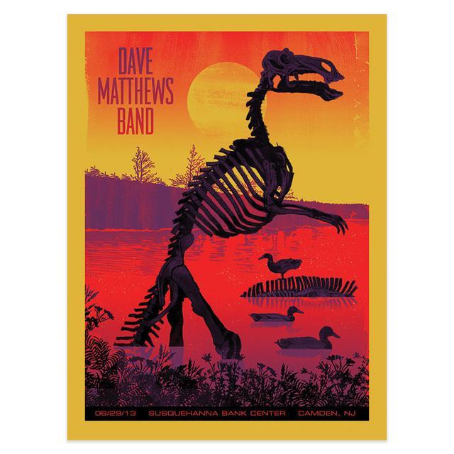 Dave Matthews Band Live Trax Vol. 45 Poster