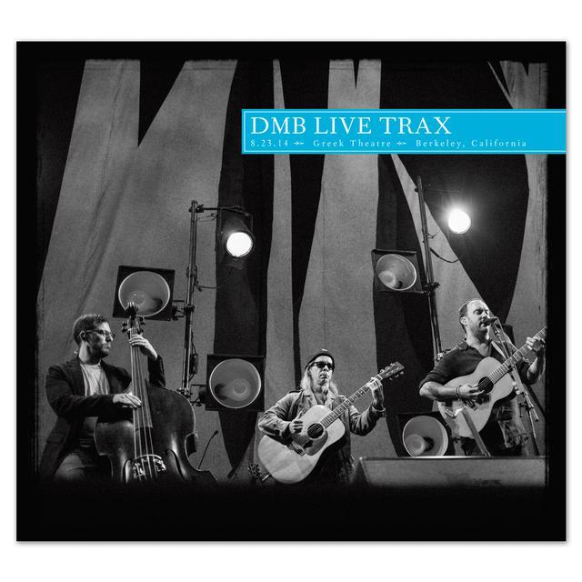 Dave Matthews Band Live Trax Vol. 32 Greek Theatre DVD/3-CD