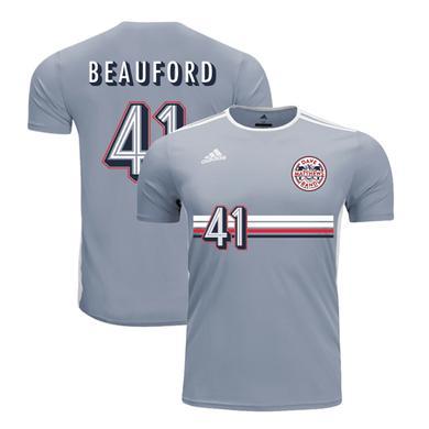 Dave Matthews Band 2018 Adidas Beauford Soccer Jersey