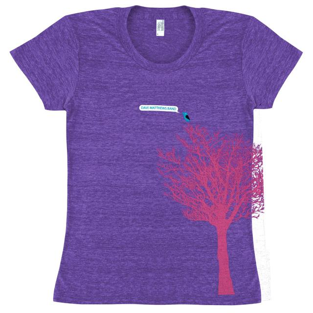 DMB Bird in Tree Shirt