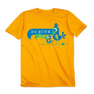 Dave Matthews Band Youth Birds Tee