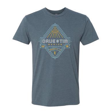 Dave Matthews Band Dave & Tim - Riviera Maya 2018 Diamond T-shirt