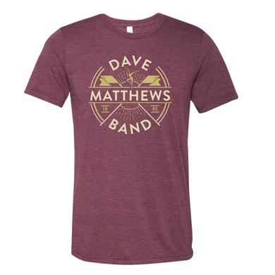 Dave Matthews Band Men's Flag Tee