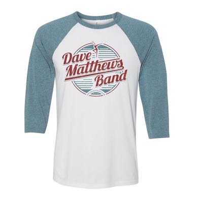 Dave Matthews Band Men's Varsity Raglan Tee