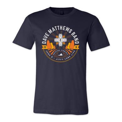 Dave Matthews Band Bristow Event Tee