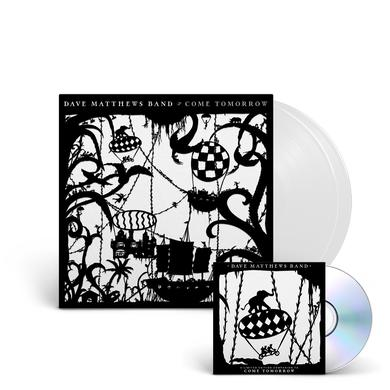 Dave Matthews Band Come Tomorrow Exclusive White 2-LP Vinyl (Limited Edition)