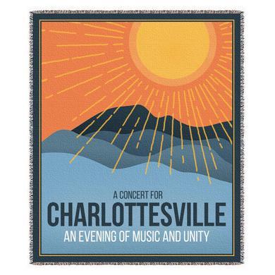 Dave Matthews Band Concert for Charlottesville Blanket