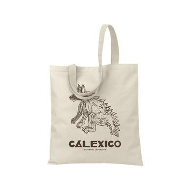 Calexico Coyote Tote Bag