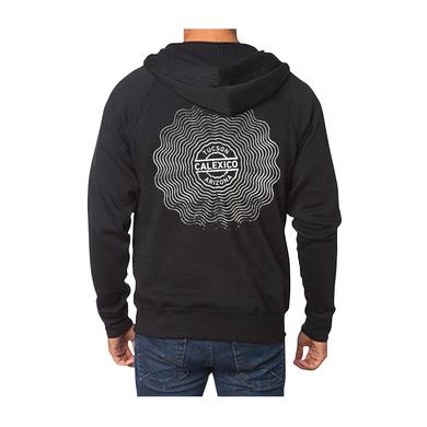 Calexico Waves Hoodie