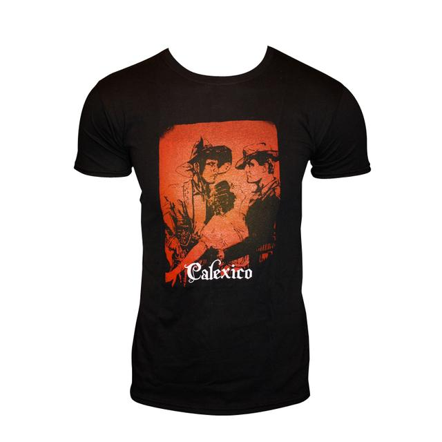 Calexico Old Western Movie Poster Women's T-Shirt