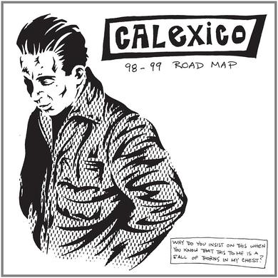 Calexico Road Map Vinyl