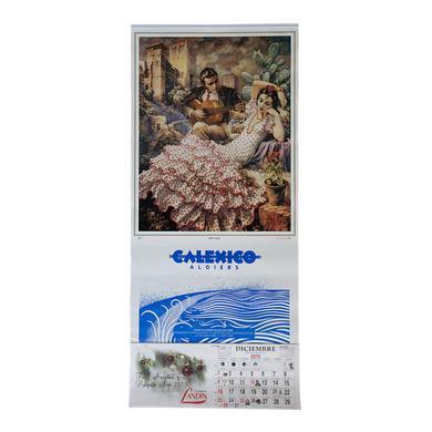 Calexico 2016 Calendario