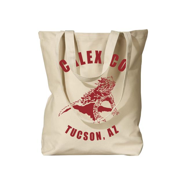Calexico Horned Toad Tote Bag
